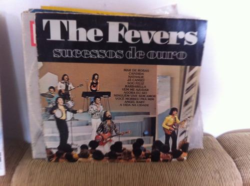 Lp Vinil The Fevers - Sucessos De Ouro Original