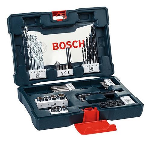 Kit De Puntas Y Mechas Bosch V-line  41 Pzs