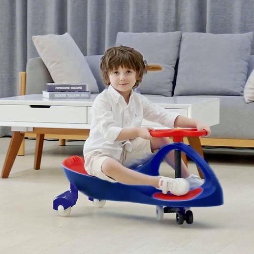 Carrinho Gira-gira Car Divertido Infantil Suporta Até 100kg