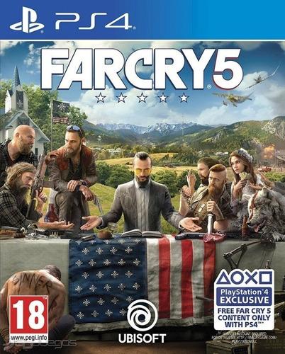 Far Cry 5 + Far Cry New Dawn | Ps4 | Digital