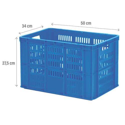 Cajón Cajones De Plástico Apliables  Mvd Sport