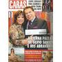 Caras 1306: Silvio Santos / Iris Abravanel / Gerard Butler