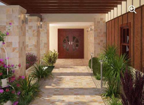 Ceramica Piso Exterior Non Slip Alto Transito Ceramicarte =)