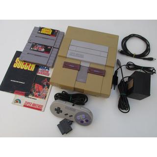 Super Nintendo / Snes + 2 Juegos