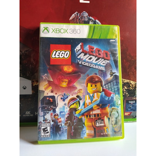 Lego The Movie Xbox 360 Original Físico Usado