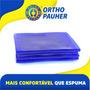 Almofada Gel Grosso Moto Banco Piloto Ortho Pauher 25x25x2cm