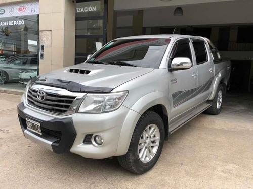Toyota Hilux 3.0 Cd Srv 171cv 4x4 2014