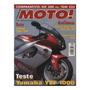 Moto! N°39 Yamaha Yzf 1000 Triumph Tiger 900 Kymco Zing 150