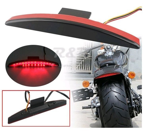 Lanterna Breakout Fxsb Led Harley Davidson Para-lamas