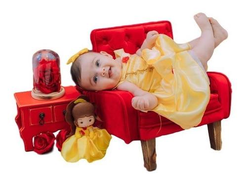 Poltrona Abigail Props Fotografia Newborn & Acompanhamento