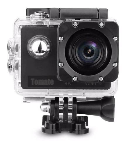 Câmera E Filmadora 4k E Wifi Tomate Mt 1091k