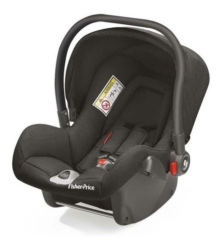 Bebê Conforto Fisher-price Heritage Fix Preto