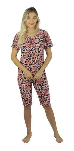 Pijama Pescador Bermudão Liganete