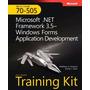 Microsoft®.net Framework 3. 5 Training Kit Livro Em Inglês
