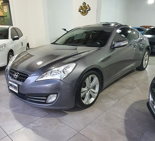 Hyundai Genesis 3.8 Coupe 300cv 6at
