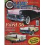 Classic Show Revista Pôster Nº1 Linha Ford 56 Crown Victoria