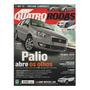 Quatro Rodas Nº576 Palio 307 Cc Mégane Cabriolet Azera Linea