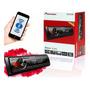 Pioneer Bluetooth Dj Mixtrax Bt Golfinho 2 Din Cara Preta