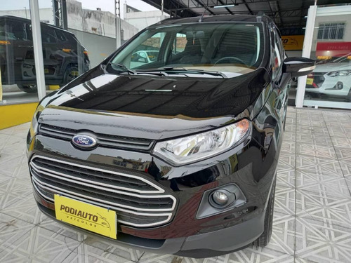 Ford Ecosport Se 1.6 Flex