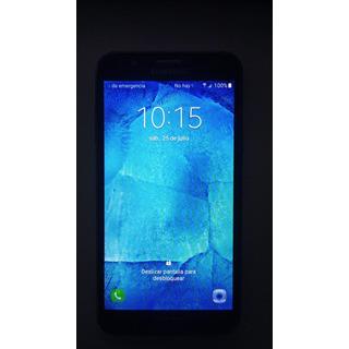 Celular Samsung J7 2gb 16gb Dual Sim Usado