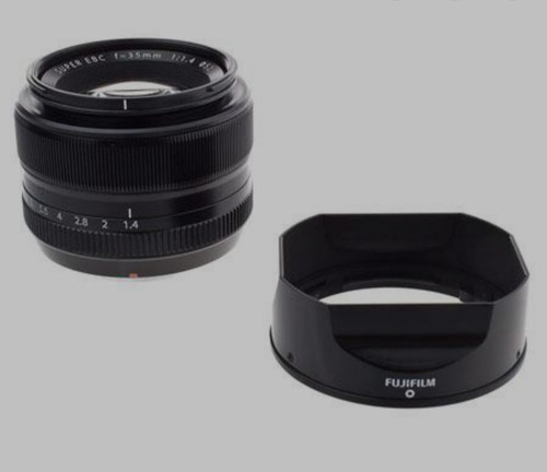 Lente Fujifilm 35mm F/1.4 R
