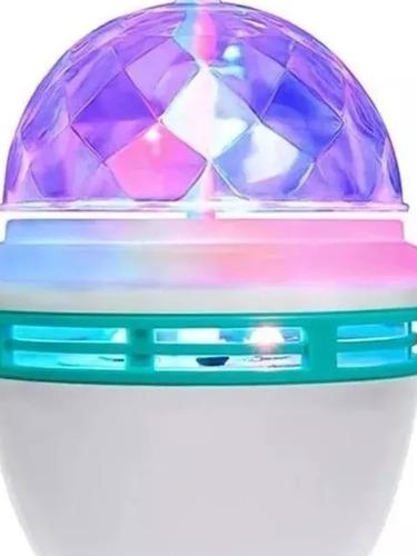 Lámpara Led Giratoria Dinax