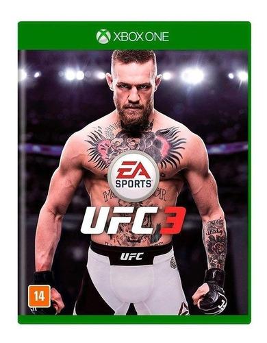 Ufc 3 Standard Edition Electronic Arts Xbox One Físico