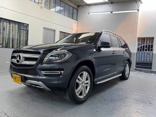 Mercedes-benz Clase Gl 500 Blindado