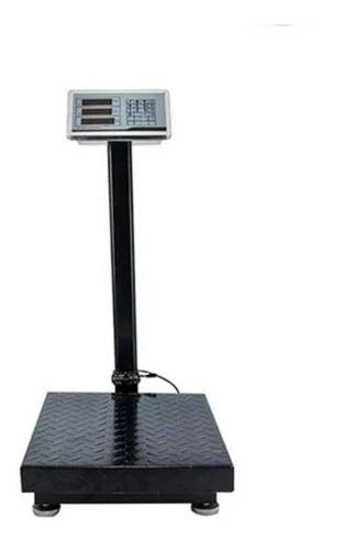 Balança Eletrônica Digital Reforçada 150kg 30x40 Com Bateria