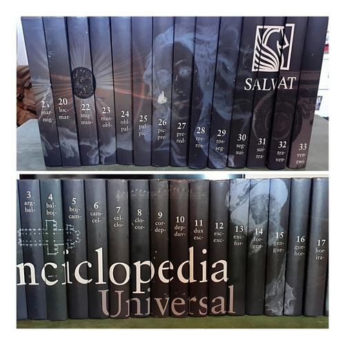 Enciclopedia Universal - Editorial Salvat