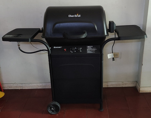 Parrillera A Gas Charbroil
