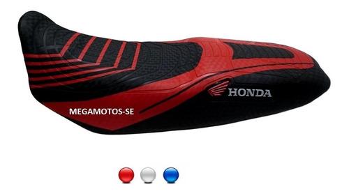 Capa Banco Moto Cg Fan Titan Biz Cb 300 Xre 300 Honda 19426