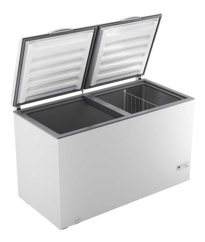 Freezer Horizontal 2 Portas 534l Consul Branco 127v Chb53eb