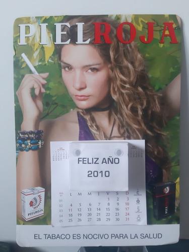 Calendario Coleccionable Pielroja Año 2010