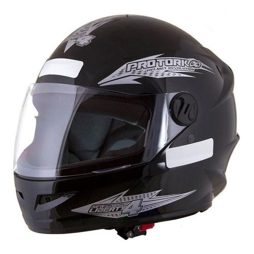 Capacete Fechado Motoboy Moto Motoqueiro Tamanhos 56 58 60