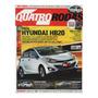 Quatro Rodas Nº635 Hyundai Hb20 Fiat 500 Cabrio Etios Bmw M5
