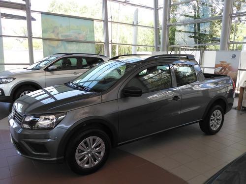 Volkswagen Saveiro 0km Doble Cabina Cuotas Tomamos Usados S