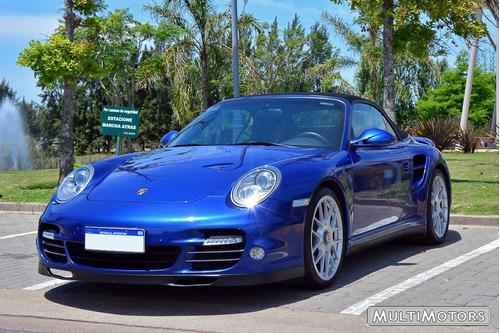 Porsche 911 (997.2) Turbo Cabrio 2011