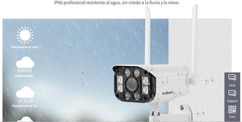 Nueva Camara Sricam Exterior Audio Bidireccional 3 Mp.