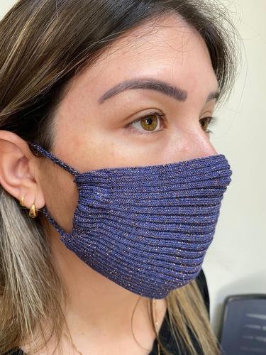 Máscara Lurex Glitter