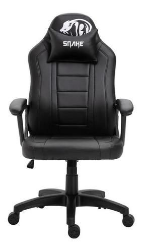 Cadeira Gamer Viper Snake Gaming Reclinável 0440 - Preta