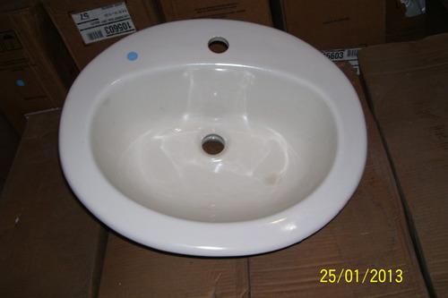 Piletas Nuevas De Embutir Al Mueble Hay Blanca Y Gris