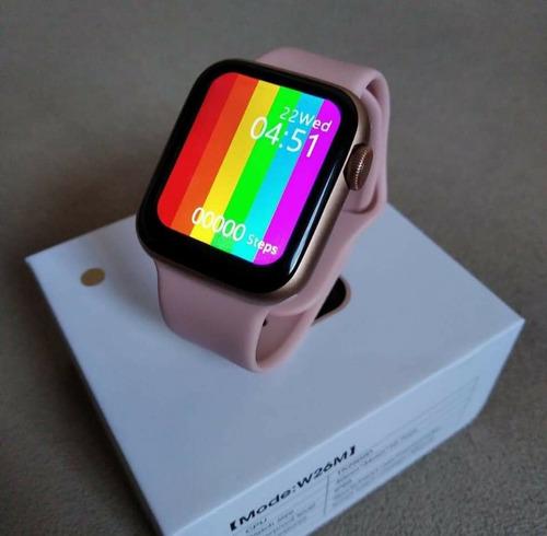 Origina Iwo 12 Lite Pro  W26 Smartwatch  2 Pulseiras+brinde