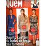 Revista Quem 711/14 Maria Rita/roberto/cau/a/cleo/juliana