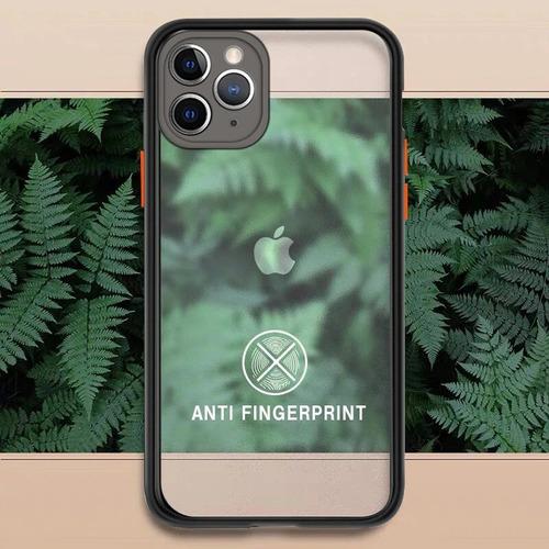 Capa Capinha Phone 11 Pro Max Preto Fosco Proteção Da Câmera