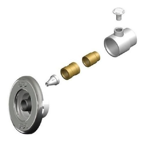 Dispositivo De Hidro - Sodramar - Abs/inox Pratic 1 1/2