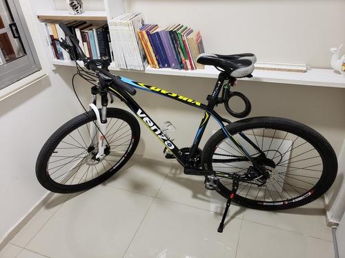 Bicicleta Venzo Vulcan De Alumino Rod. 29 Vel. 24