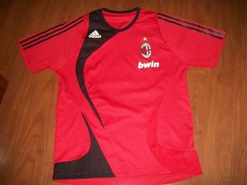 Camisa Milan Treino 2007/2008 Tamanho M
