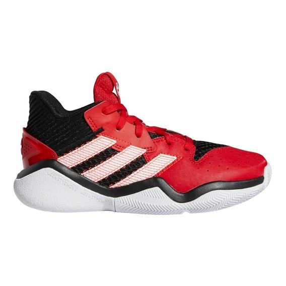 Zapatillas De Basquet De Niños adidas Harden Stepback
