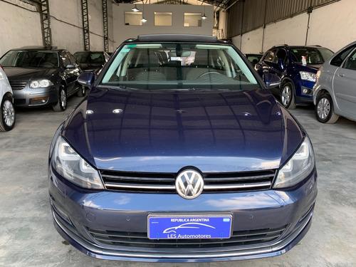 Volkswagen Golf 1.4 Tsi Highline Dsg Les Automotores